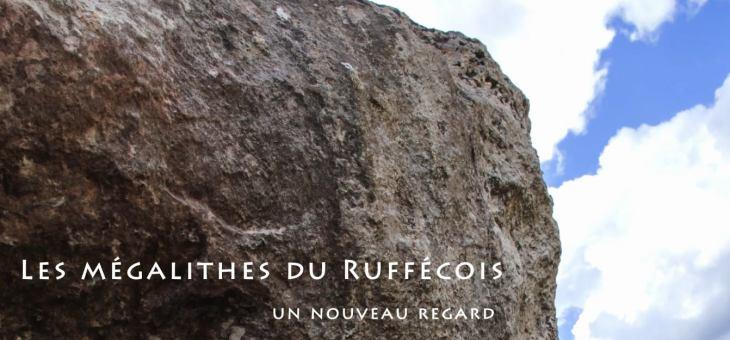 Visite virtuelle des mégalithes du Ruffécois (Charente)