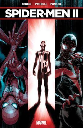 spidermen 2 cover