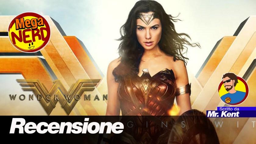 Wonder Woman – La giustizia inizia con lei