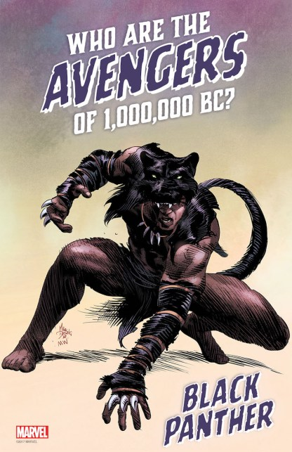 avengers bc pantera nera