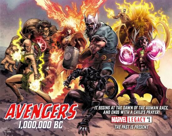 avengers bc team