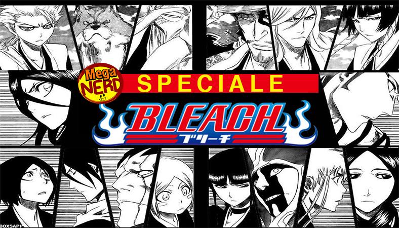 copertina speciale bleach