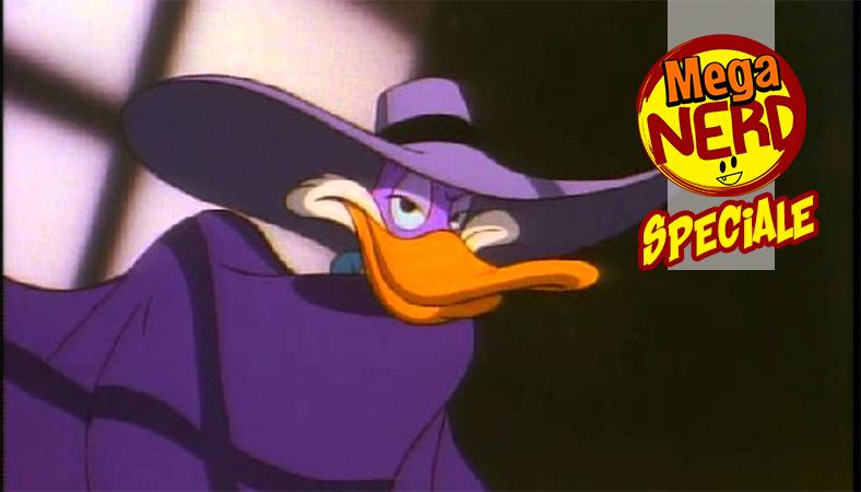 copertina speciale darkwing duck