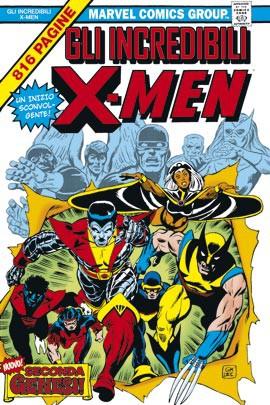 gli incredibili x-men omnibus 1