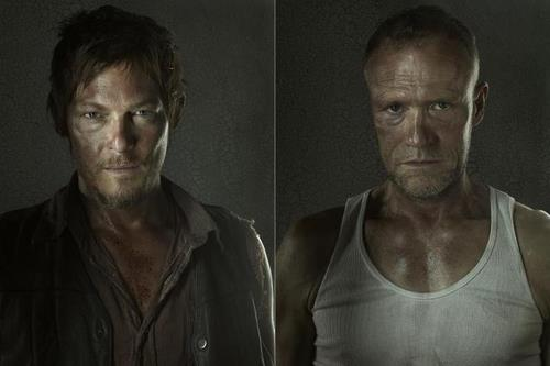 Daryl e Merle Dixon