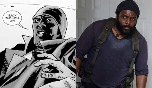 Tyreese Williams (Chad L. Coleman)