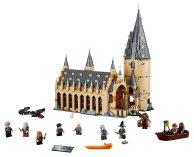 lego castello di hogwarts