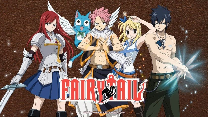 Risultati immagini per fairy tail