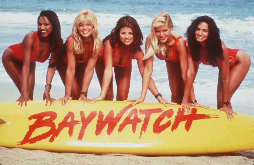 Quando il wrestling arrivò su Baywatch