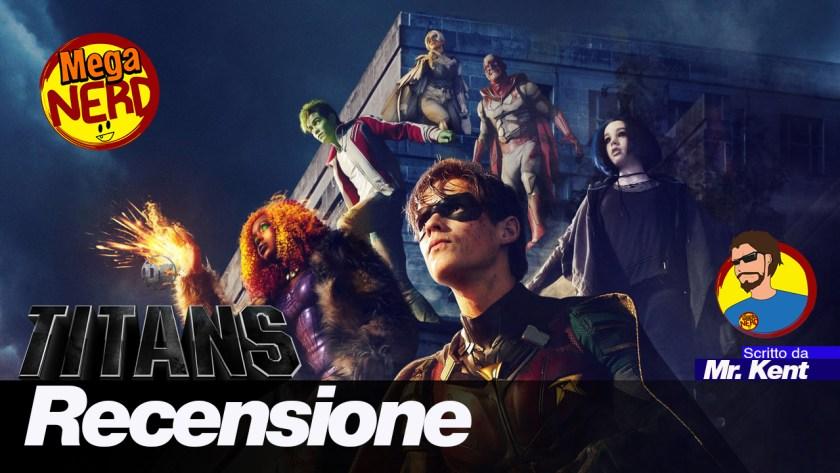 recensione titans