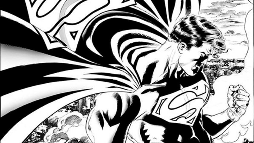 Superman Wolfman Castellini