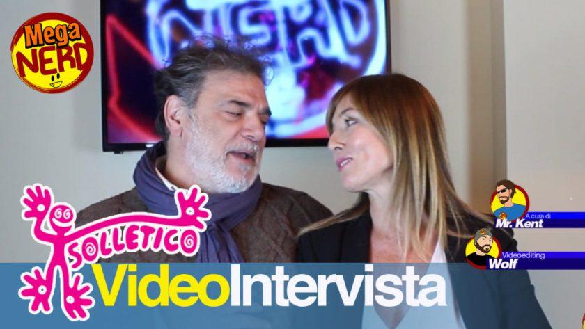 MegaNerd intervista Elisabetta Ferracini e Mauro Serio