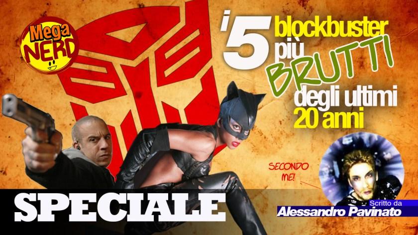I Cinque blockbuster più brutti degli ultimi 20 anni