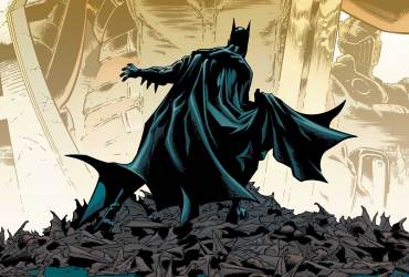 Batman detective comics 1001