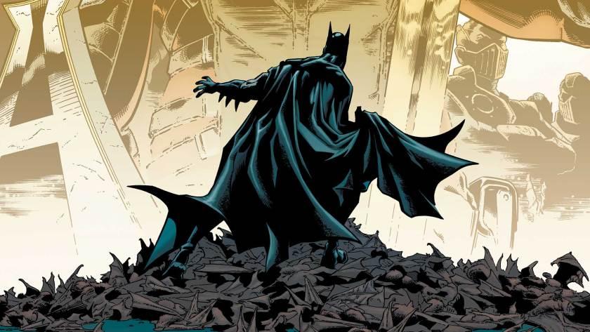 Batman detective comics 1001