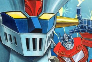 mazinger-z-vs-transformers-crossover