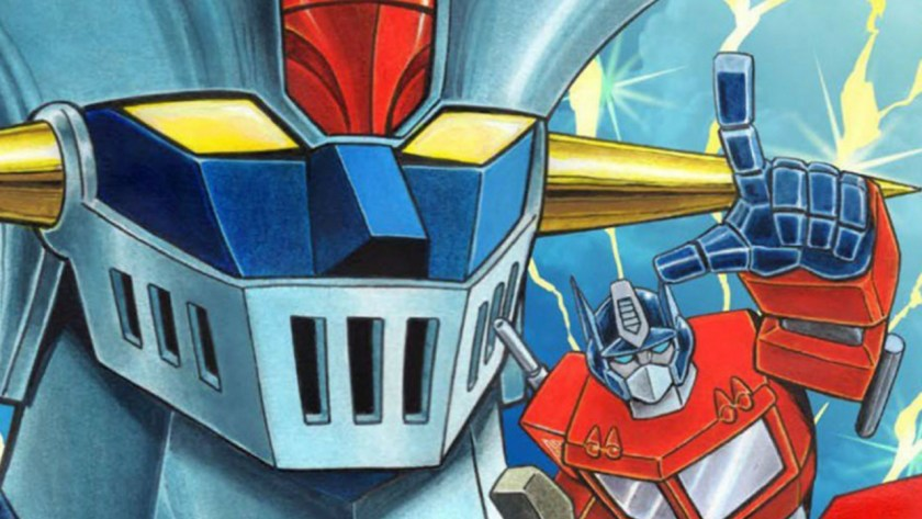 mazinger-z-vs-transformers-crossover