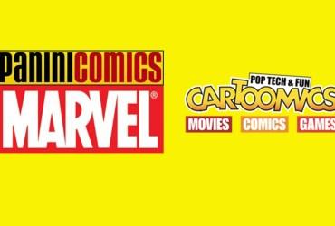 panini comics cartoomics 2019