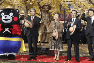 Nueva-estatua-de-luffy-en-kumamoto-japon-and-more