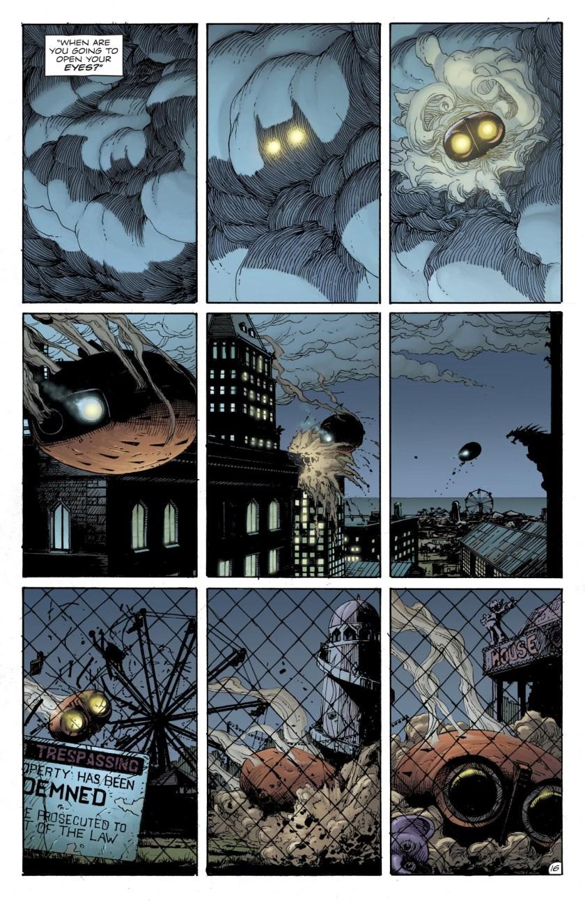 Doomsday Clock n. 2 – Incontri (molto) pericolosi