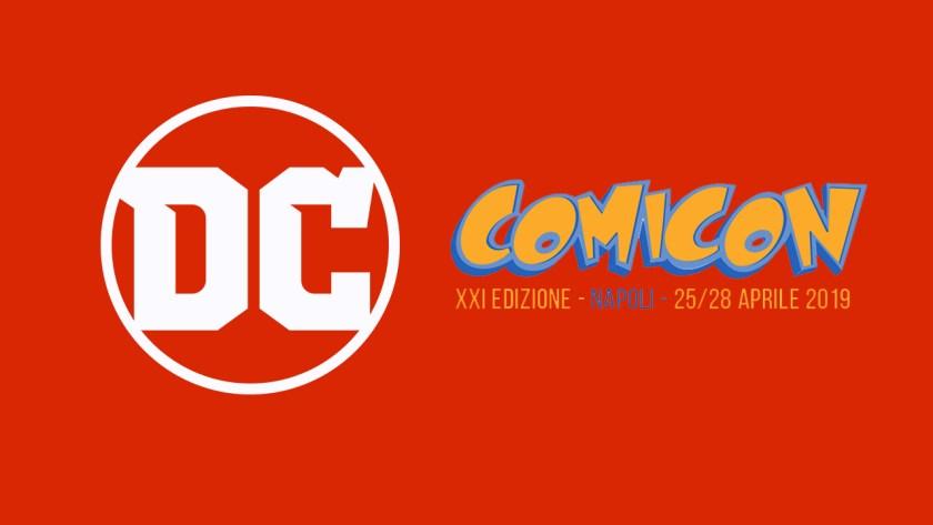 dc comics lion comicon