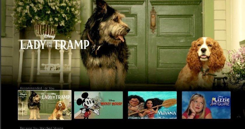 Disney+: film, serie TV, prezzi e uscita del nuovo servizio streaming
