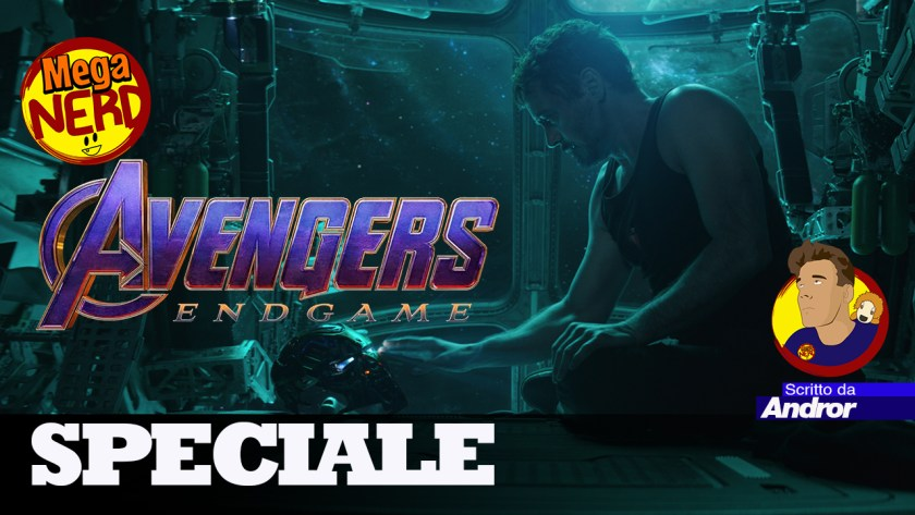 speciale avengers endgame