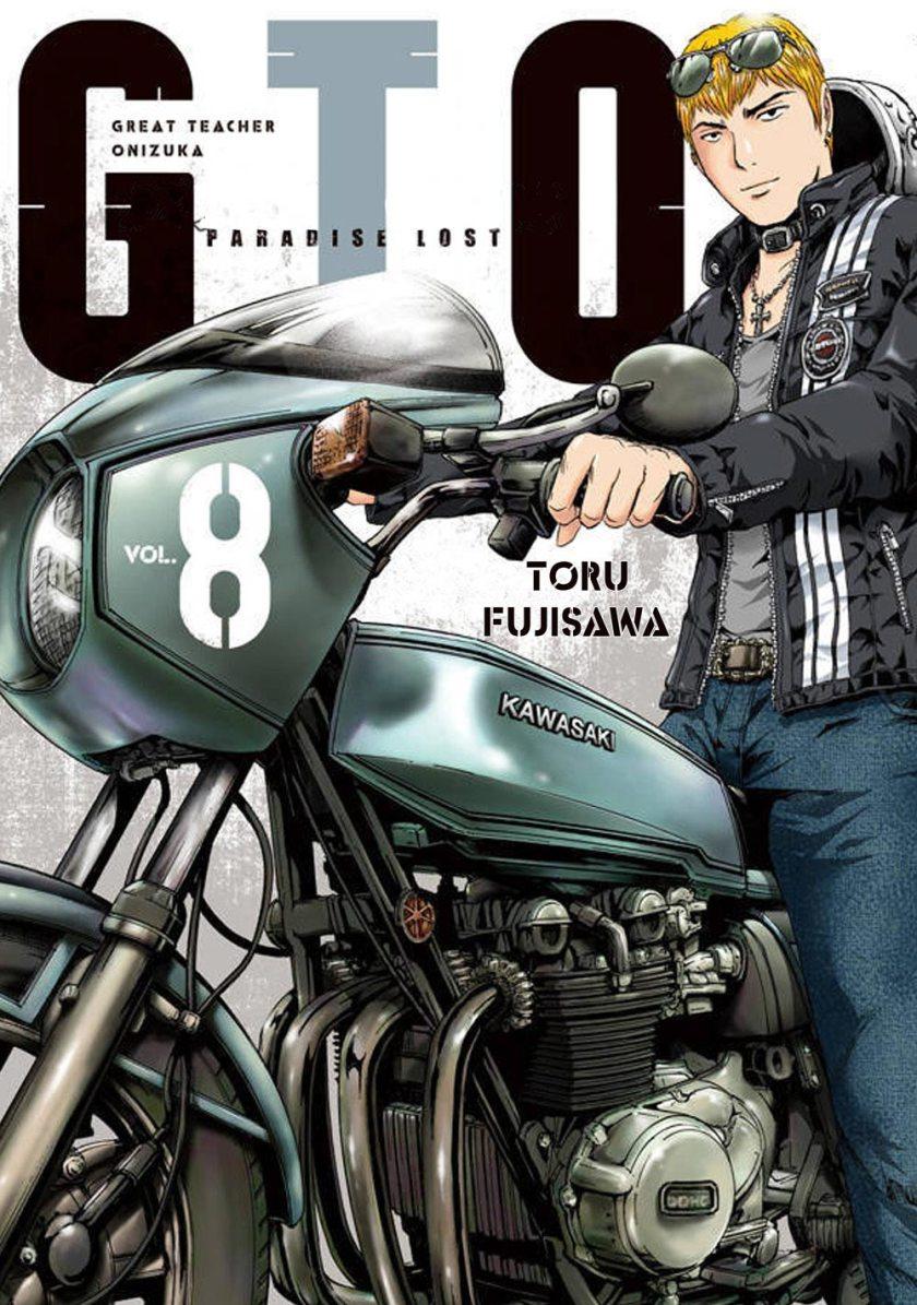 GTO Paradise Lost – Fujisawa al lavoro sul seguito