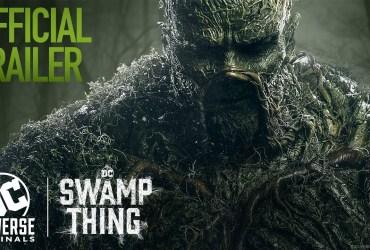 Swamp Thing Full Trailer DC Universe
