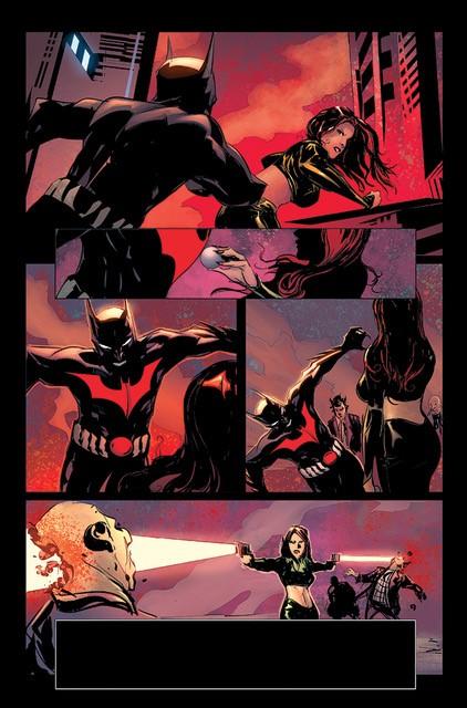 Anteprima di Legion of Super-Heroes: Millennium di Bendis &  Sook