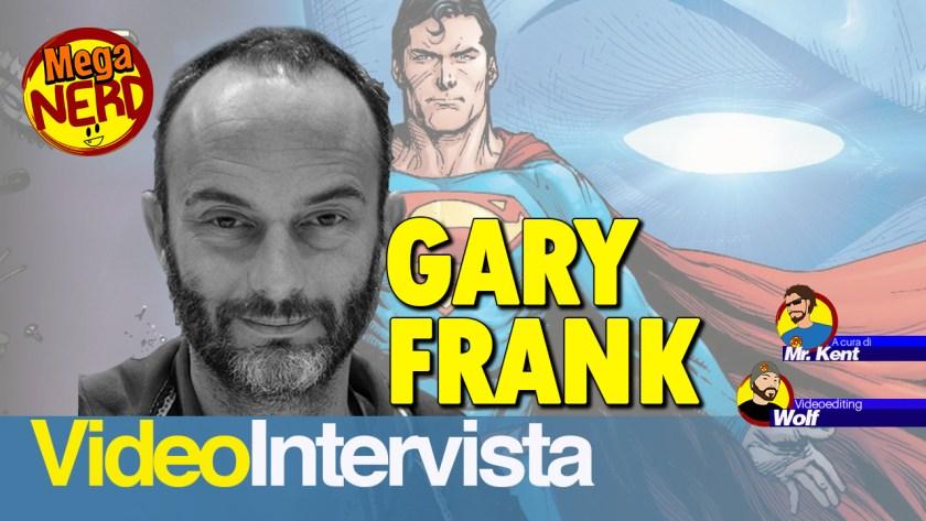 intervista a Gary Frank