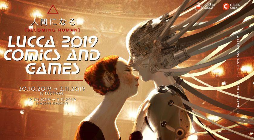 Lucca Comics & Games 2019 – Le prime anticipazioni