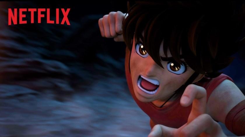 Saint Seiya – Nuovo trailer per il remake Netflix de I Cavalieri dello Zodiaco