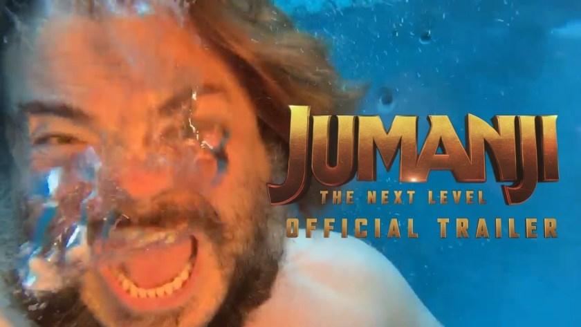 Jumanji: The Next Level – Ecco il trailer italiano del nuovo film della saga