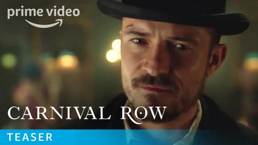 Carnival Row teaser trailer