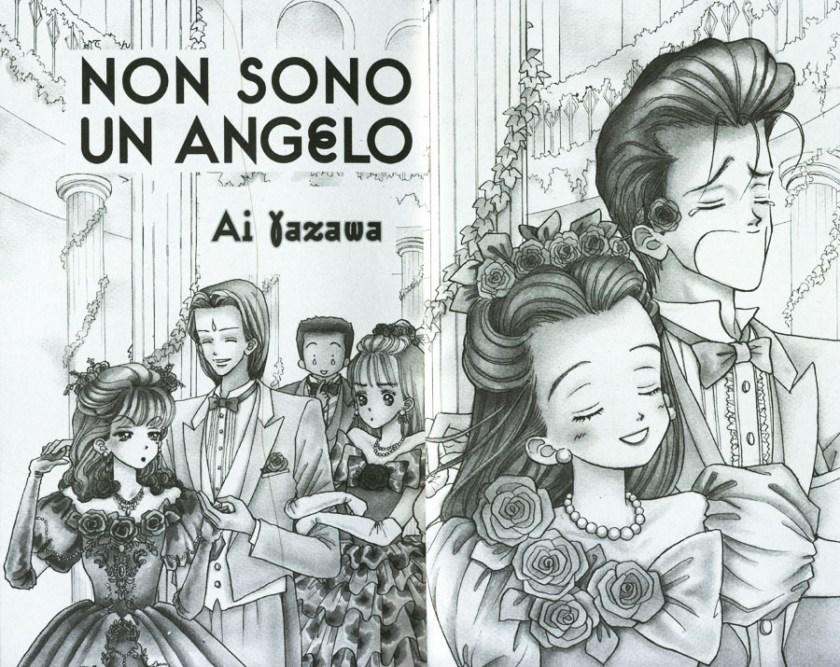 Non sono un angelo, dal manga di Ai Yazawa