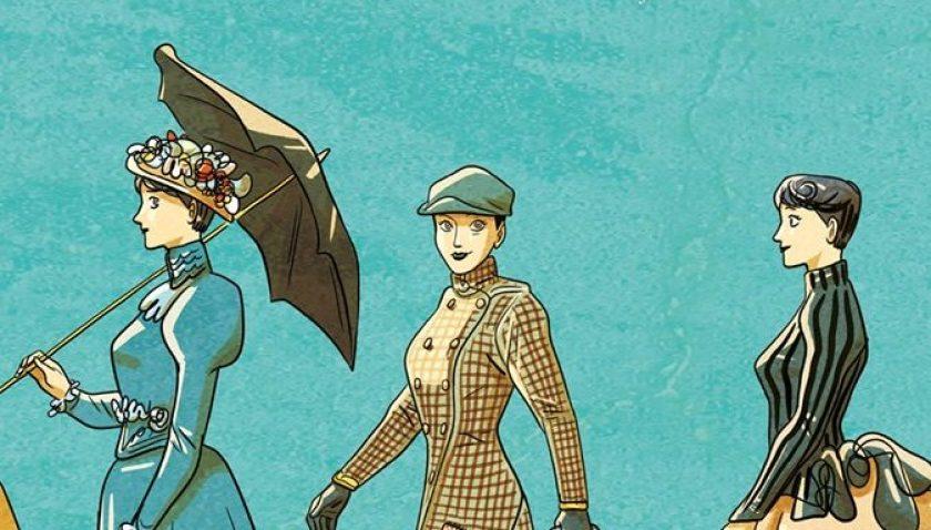 Tunué annuncia Nellie Bly, graphic novel sulla giornalista investigativa