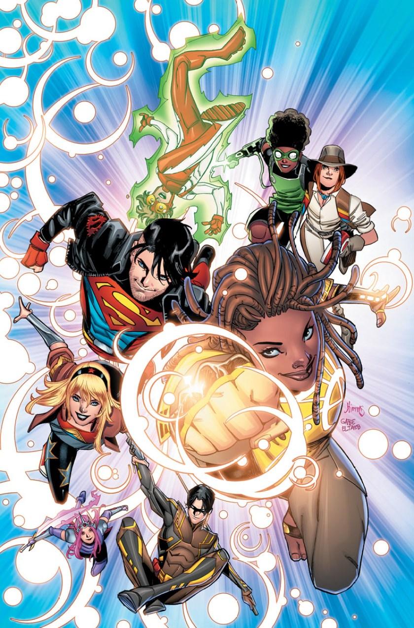 Young Justice – Debutta il nuovo costume di Tim Drake