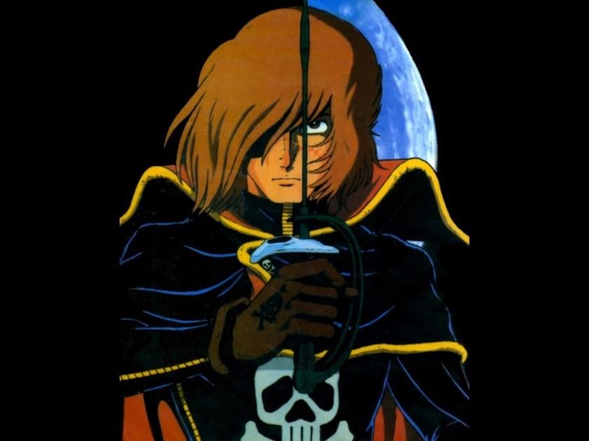 Capitan Harlock, l'uomo che vi farà vedere le stelle