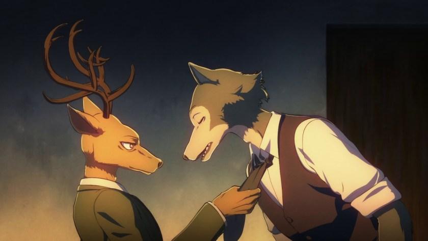 Beastars – Nuovo trailer dell'anime in arrivo su Netflix