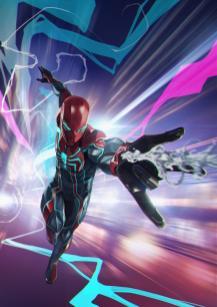 spider-Man velocity 1