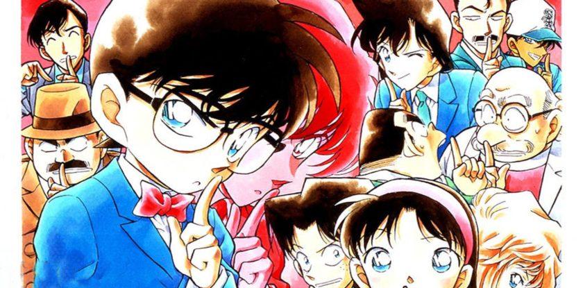 tutti i personaggi di Detective Conan