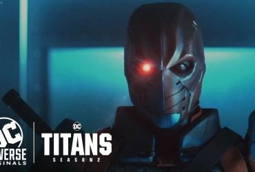 Deathstroke Titans