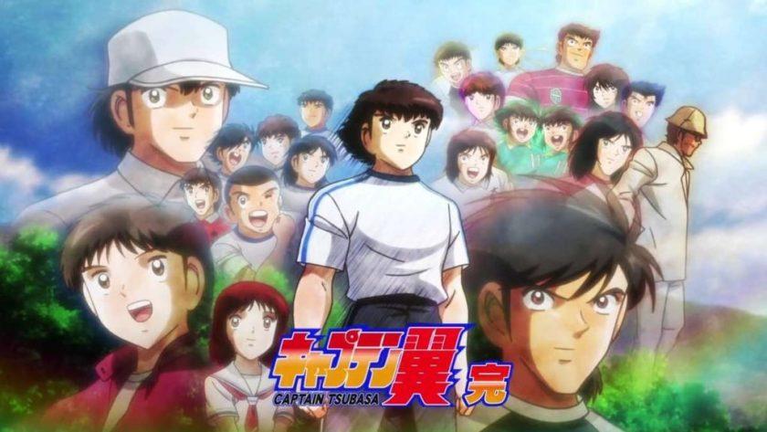 Captain Tsubasa anime del 2018