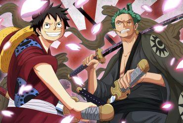 One Piece, Rufy e Zoro