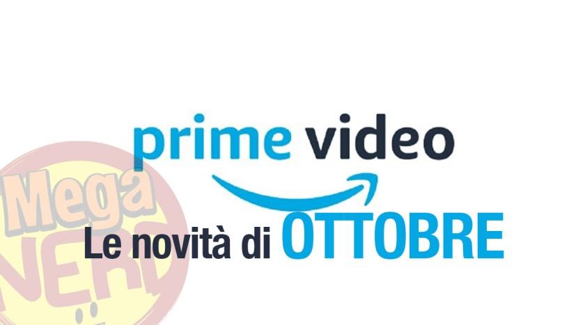 prime video OTTOBRE
