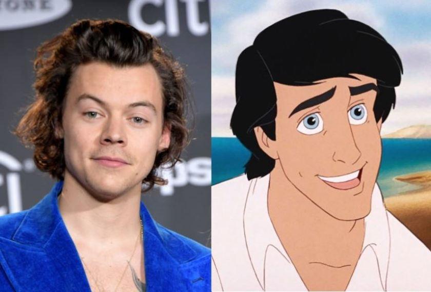 Harry Styles paragonato ad Eric