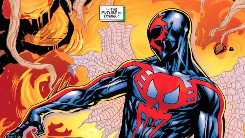 spiderman copertina