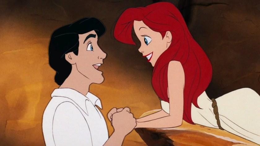 Eric e Ariel