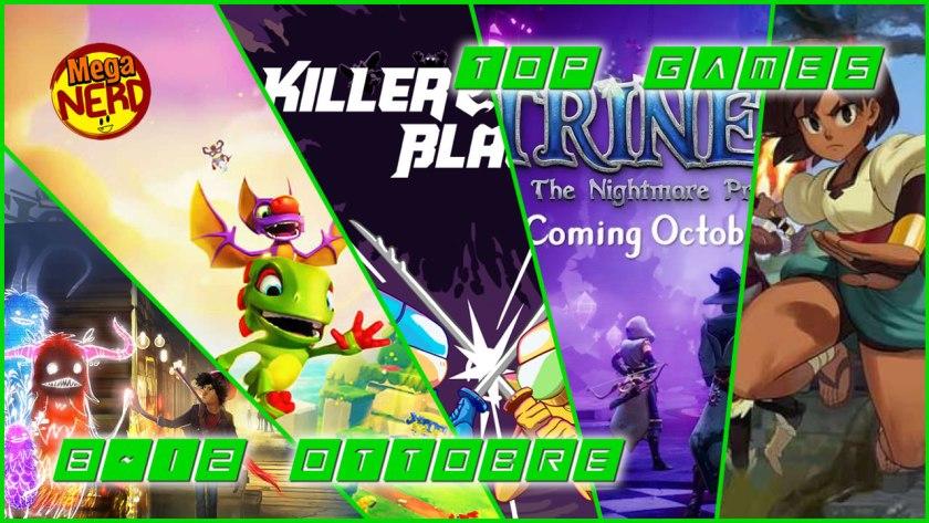 Top Games 8-12 Ottobre